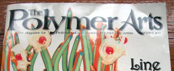 Polymer Arts Magazine – December 2017